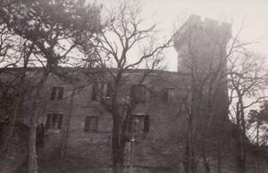 La Pomarède le château