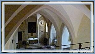 La Pomarède église