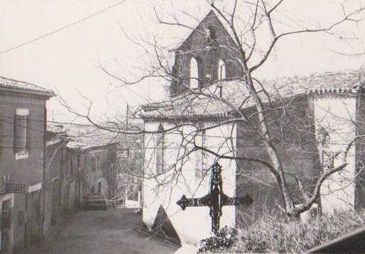 La Pomarède, village audois